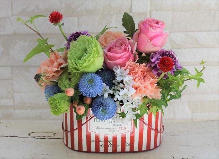 母の日に贈る花1