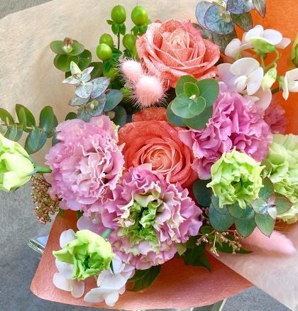 誕生日 花束