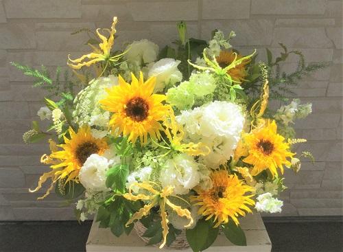 百か日・百箇日お供え花