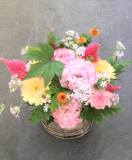 一周忌花/お供え花・お悔やみ花