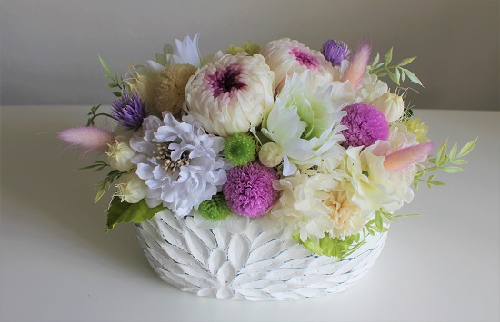 お彼岸お供え花